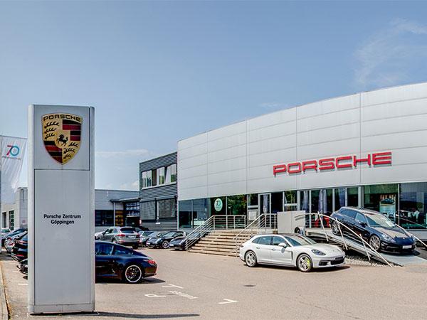 Porsche Zentrum Göppingen