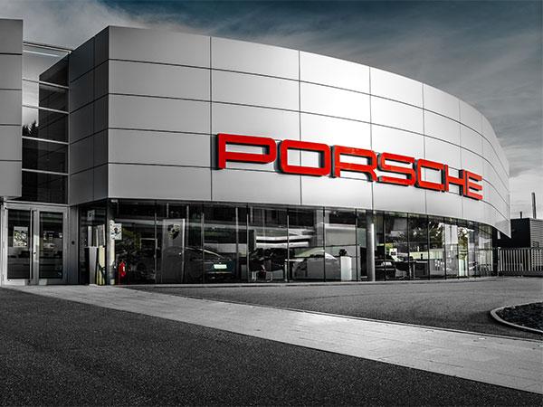 Porsche Zentrum Schwäbisch Gmünd