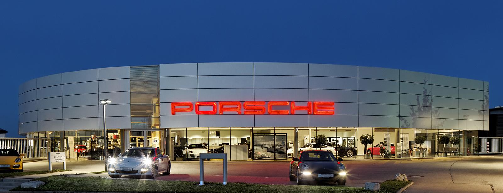 Porsche Centre Reutlingen